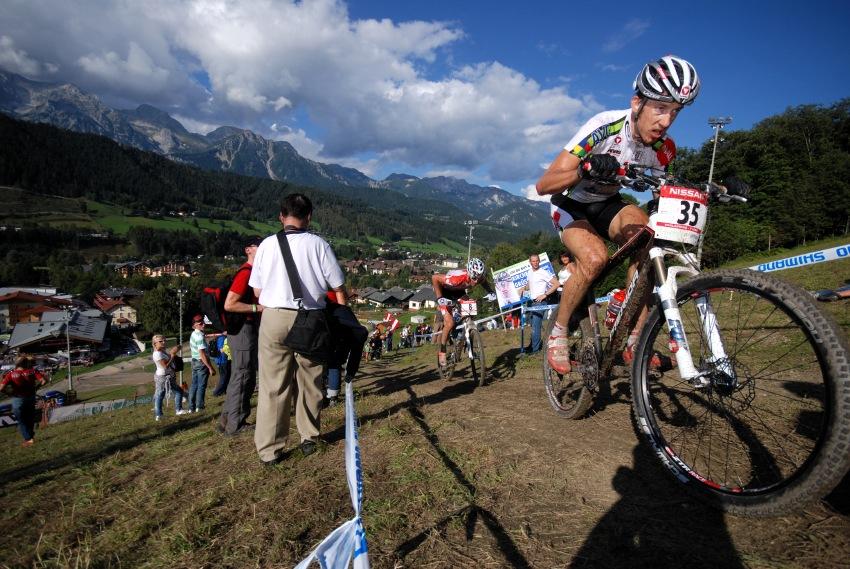Nissan UCI světový pohár MTB #8 - Schladming 2009: Christoph Soukup