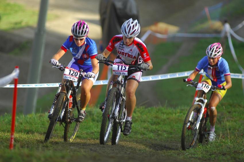 SP XC Schladming /AUT/ 19.9.2009 - junioři & juniorky: