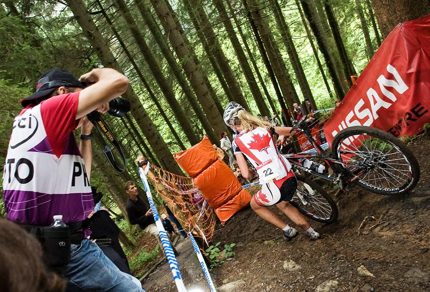 SP XCO Champéry 2009 ženy