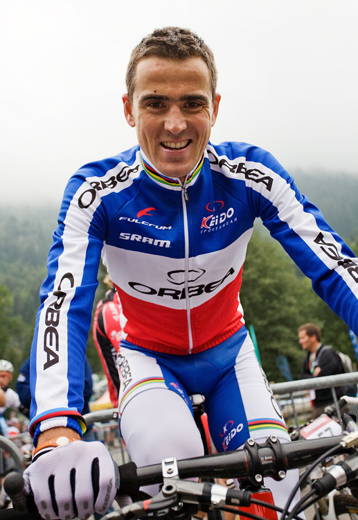 SP XCO Champ�ry 2009 - Julien Absalon
