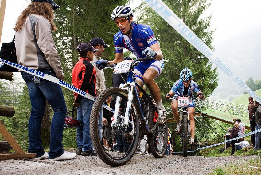 SP XCO Champéry 2009 - Matěj Nepustil
