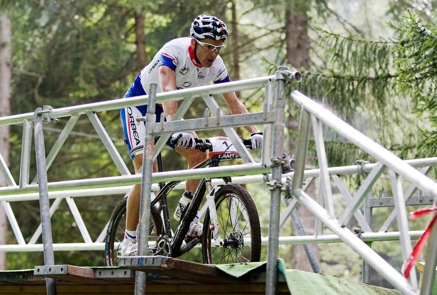 SP XCO Champéry 2009 - Julien Absalon