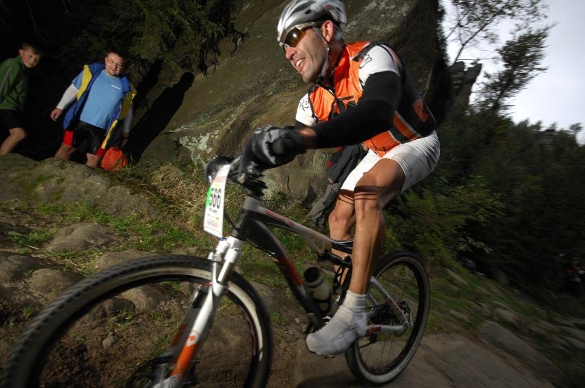Mistrovství ČR v MTB maratonu - Specialized Rallye Sudety '09: Radek Dítě