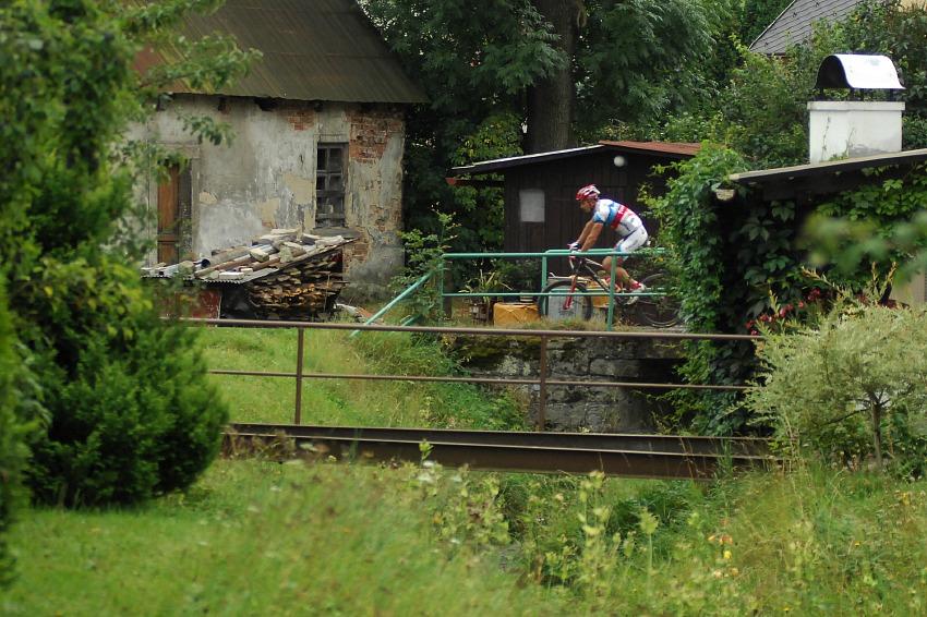 Mistrovství ČR v MTB maratonu - Specialized Rallye Sudety '09: Pavel Boudný byl po problémech mimo hru o titul