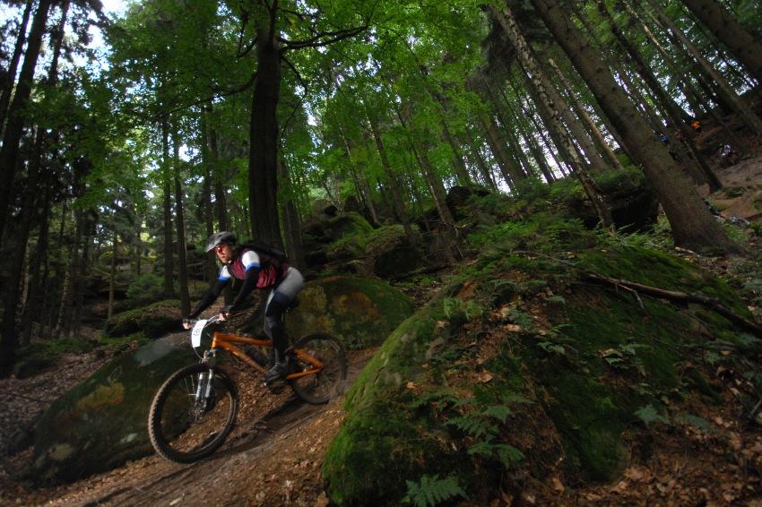 Mistrovství ČR v MTB maratonu - Specialized Rallye Sudety '09: Hvězda