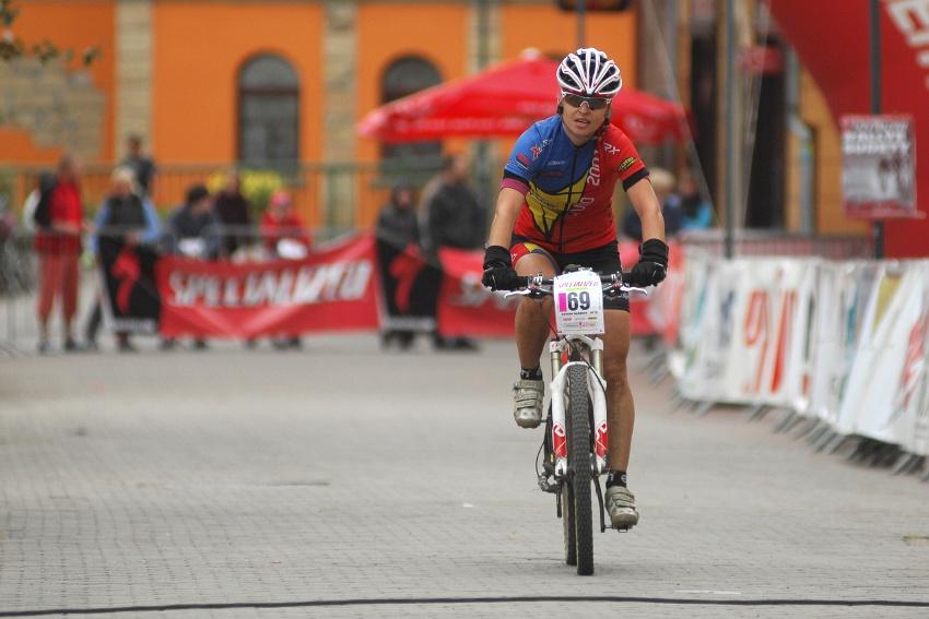Mistrovstv� �R v MTB maratonu - Specialized Rallye Sudety '09: B�ra Radov� druh�