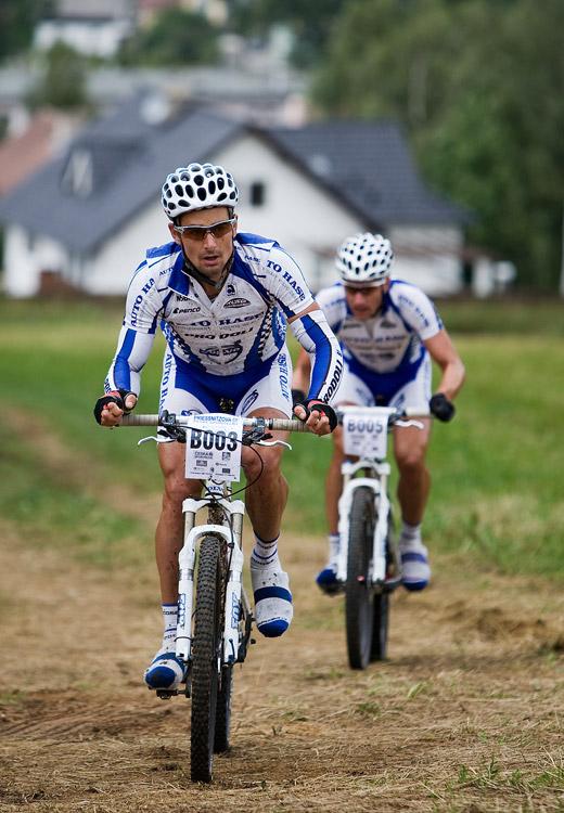 KP� Priessnitzova 60 2009 - pron�sledovatel� Ondra Fojt�k a Martin Zl�mal�k