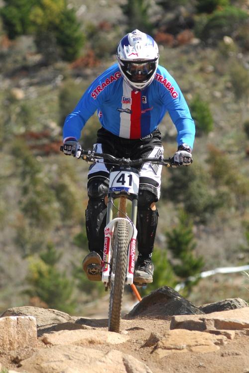 Mistrovství světa MTB DH 2009, Canberra - Adam Vágner