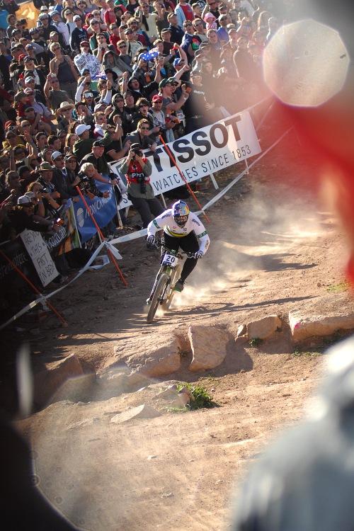 Mistrovství světa MTB DH 2009, Canberra - Nathan Rennie