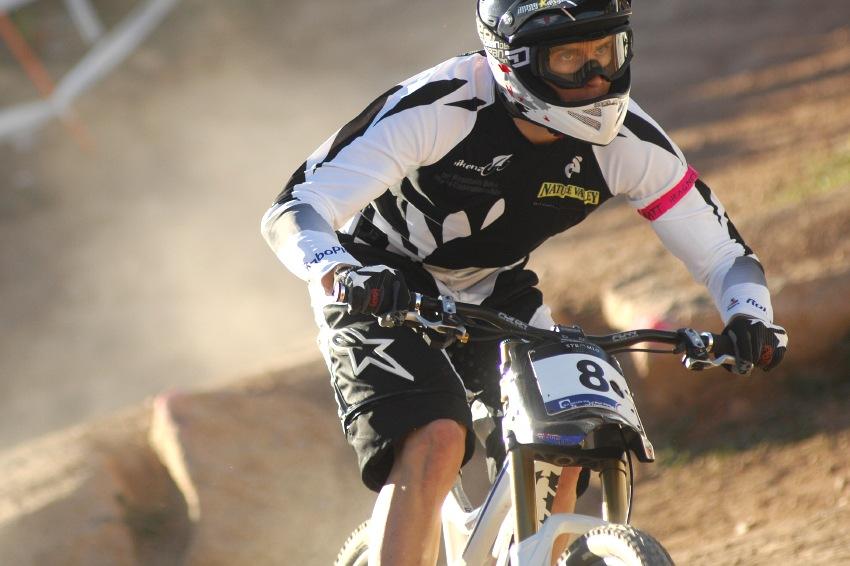 Mistrovství světa MTB DH 2009, Canberra - Justin Leov