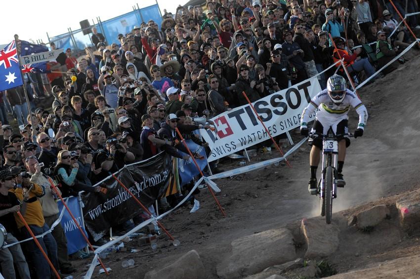 Mistrovství světa MTB DH 2009, Canberra - Sam Hill