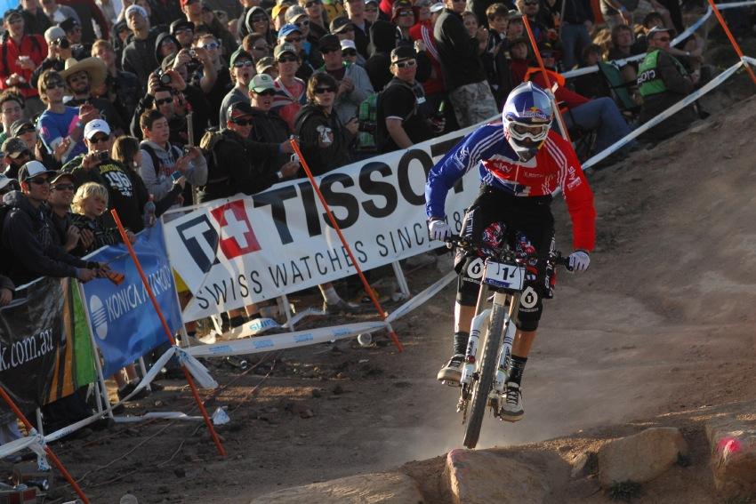 Mistrovství světa MTB DH 2009, Canberra - Gee Atherton