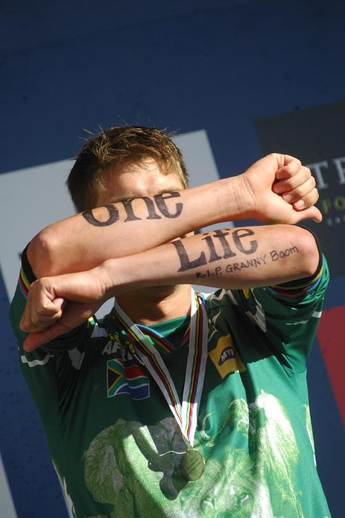 Mistrovství světa MTB DH 2009, Canberra - Greg Minnaar