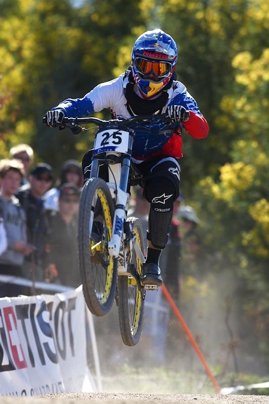 Mistrovství světa MTB DH 2009, Canberra /AUS/ - Filip Polc