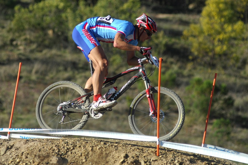MS MTB XC Canberra 2009: Pavel Boudn�