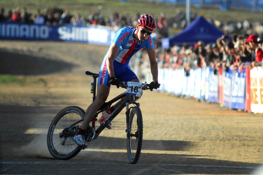 MS MTB XC Canberra 2009: Jaroslav Kulhavý dojíždí devátý!