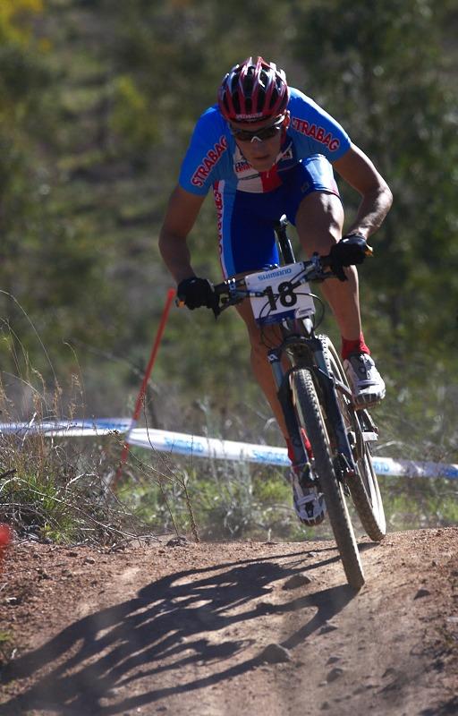 Mistrovství světa MTB XCO 2009 - Canberra /AUS/ - Jaroslav Kulhavý