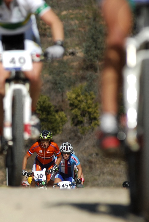 Mistrovstv� sv�ta MTB XC 2009, Canberra: Pavla Havl�kov�
