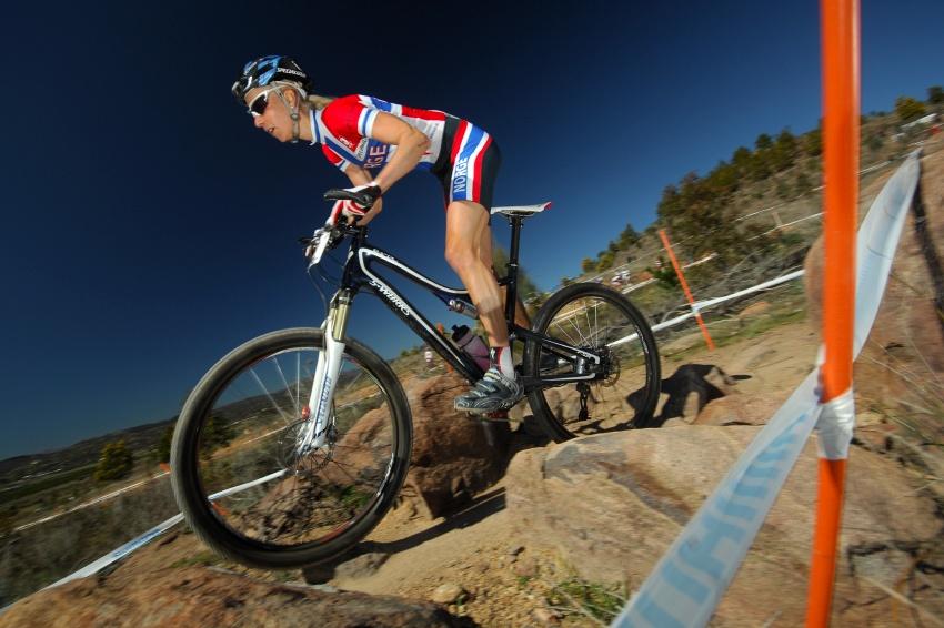 Mistrovství světa MTB XC 2009, Canberra: Lene Byberg