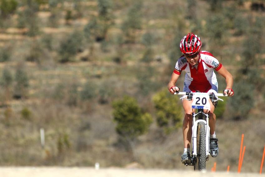 Mistrovství světa MTB XC 2009, Canberra: Anna Szafraniec