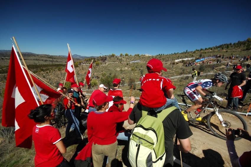 Mistrovství světa MTB XC 2009, Canberra: