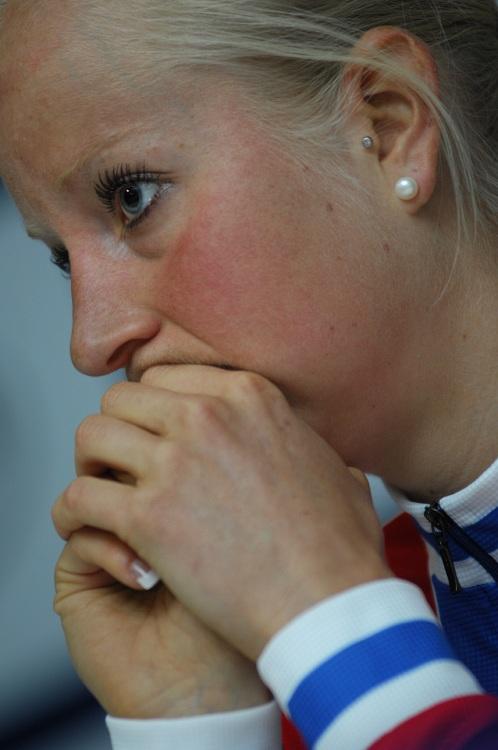 Mistrovství světa MTB XC 2009, Canberra: Zklamaná Lene Byberg