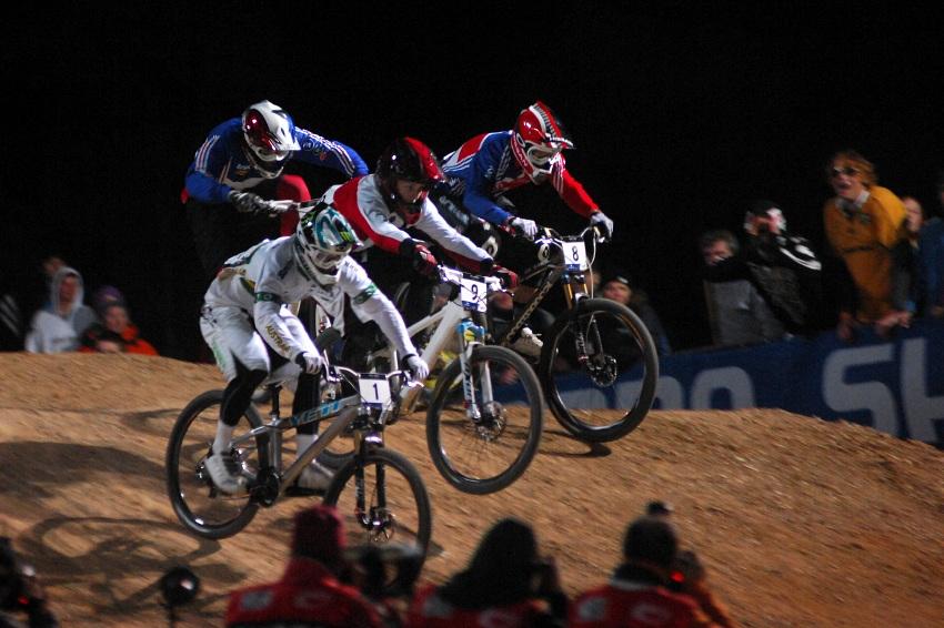 Mistrovství světa 4X 2009, Canberra (AUS):