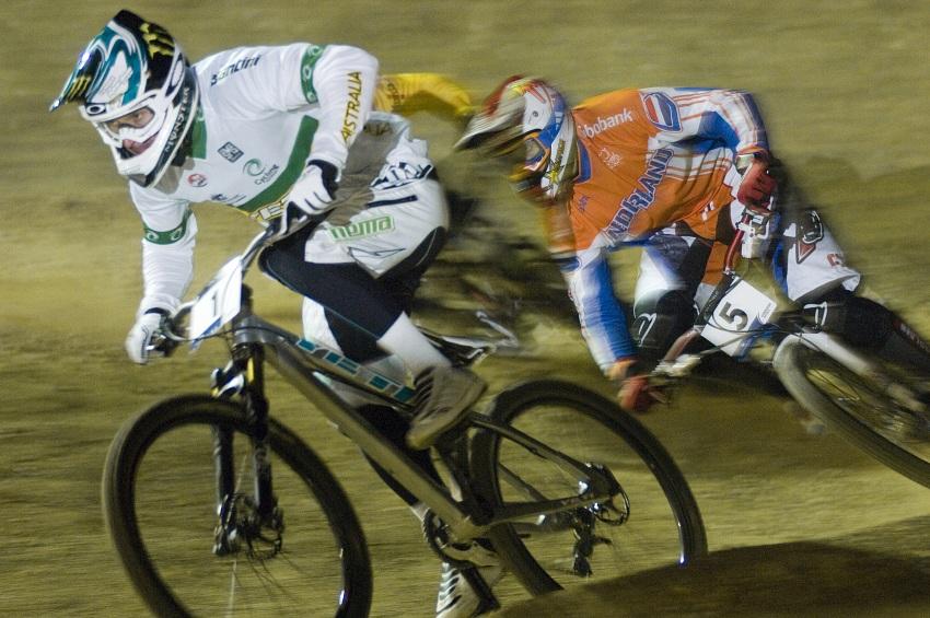 Mistrovství světa 4X 2009, Canberra (AUS): Jared Graves neměl konkurenci