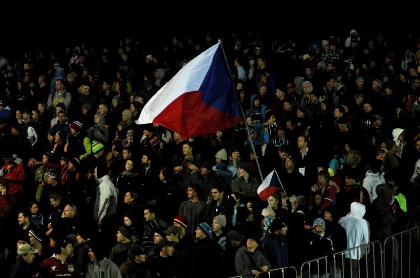 Mistrovství světa 4X 2009, Canberra (AUS): čeští fanoušci