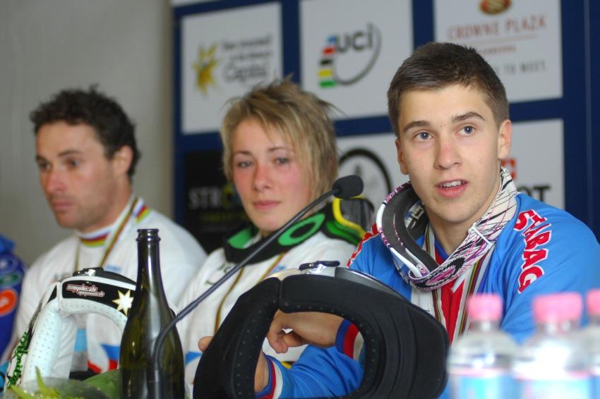 Mistrovství světa 4X 2009, Canberra (AUS): v elitní společnosti