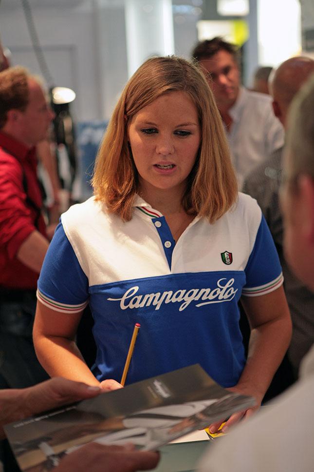 Campagnollo 2010 na Eurobike 2009