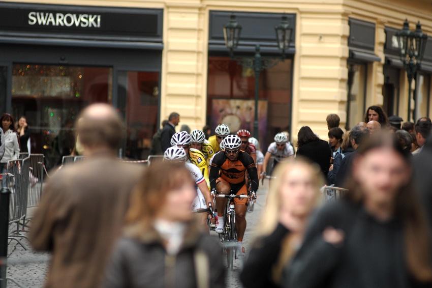 Staroměstské kritérium 2009, Praha: Celetná ulice
