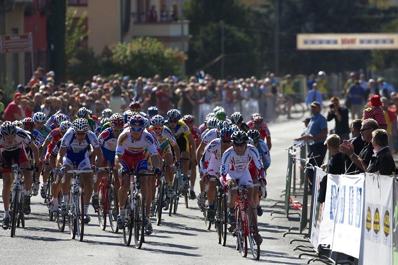 Cyklokros - Toi Toi Cup 2. z�vod, St��bro 26.9. 2009 - start mu��