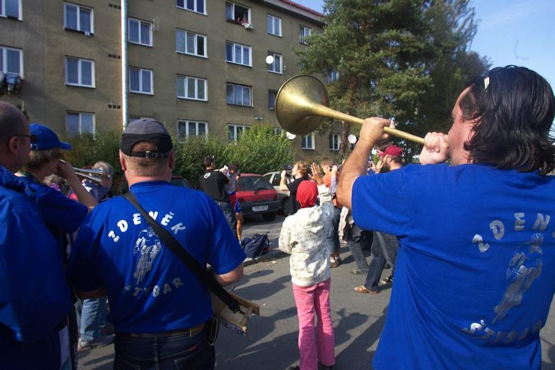 Cyklokros - Toi Toi Cup 2. z�vod, St��bro 26.9. 2009
