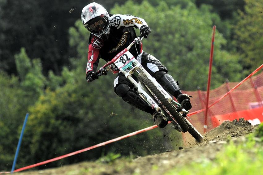 Sv�tov� poh�r MTB Downhill - Schladming 2009: