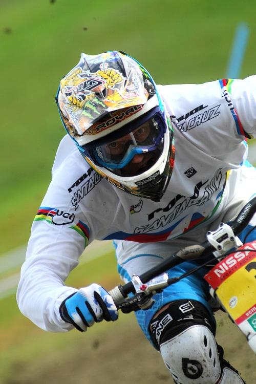Světový pohár MTB Downhill - Schladming 2009: Steve Peat