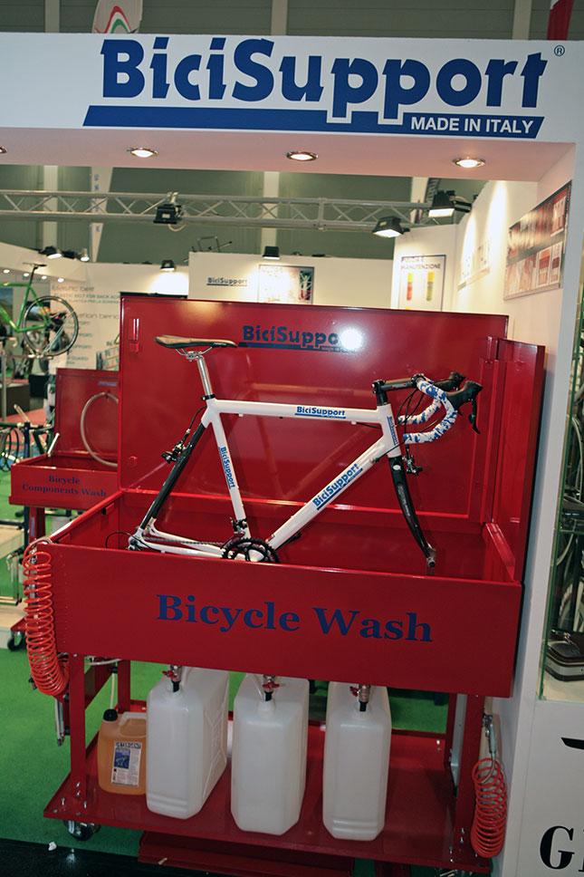 Bici Support 2010 na Eurobiku 2009