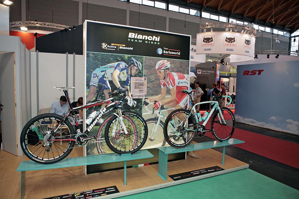 Bianchi 2010 na Eurobiku 2009