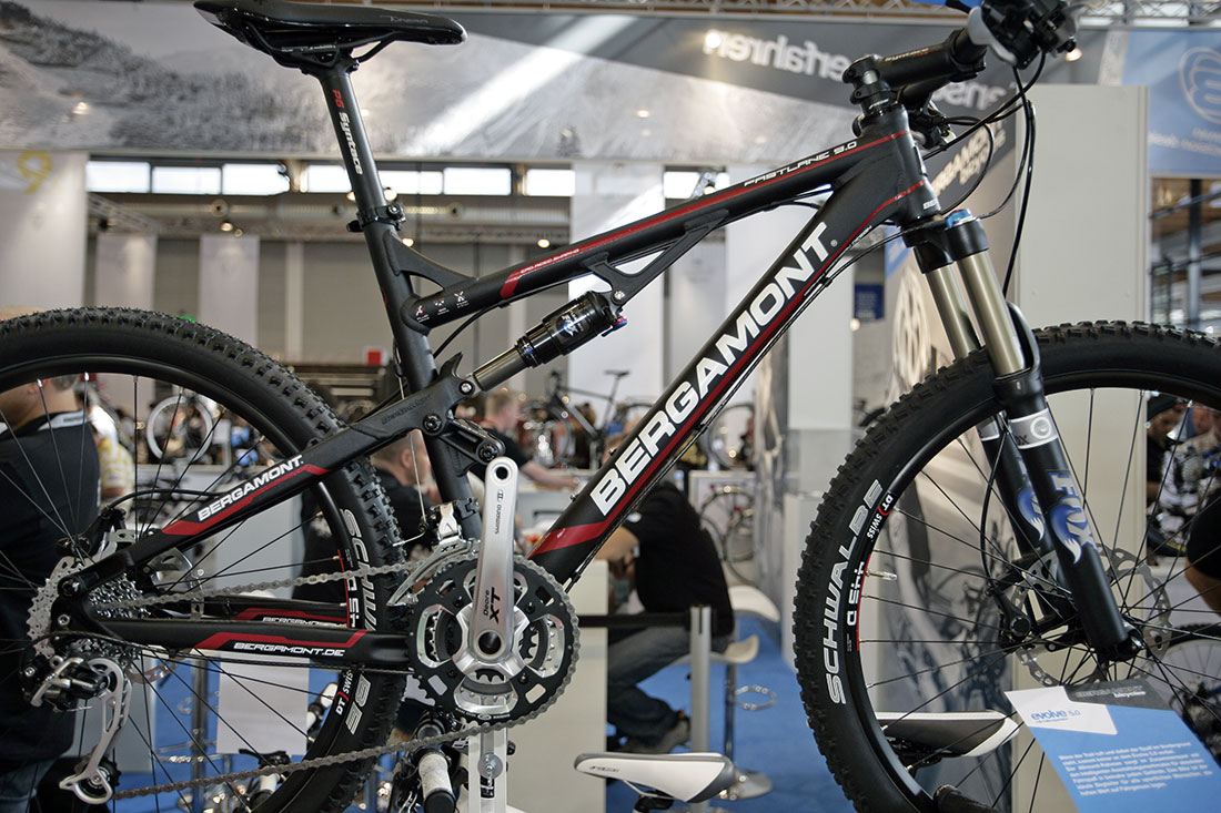Bergamont 2010 na Eurobiku 2009