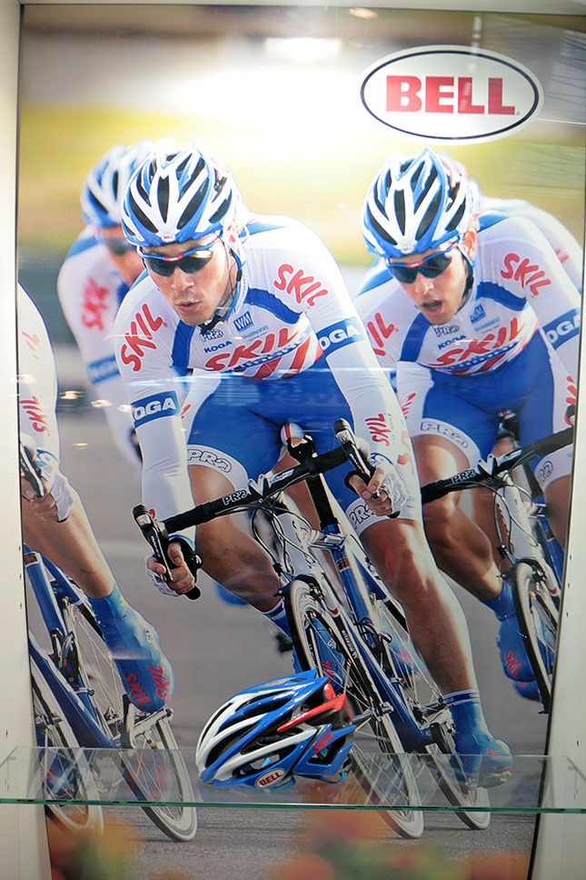 Bell 2010 na Eurobiku 2009