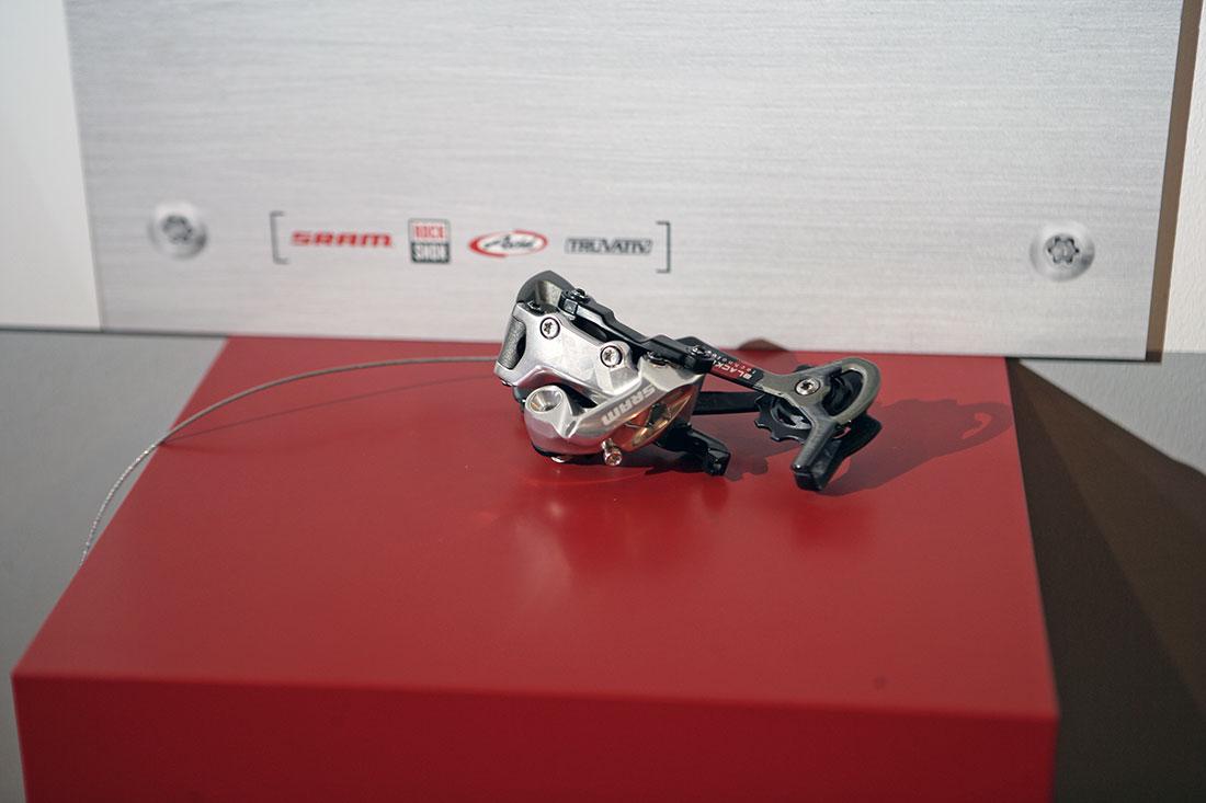 Sram 2010 na Eurobike 2009