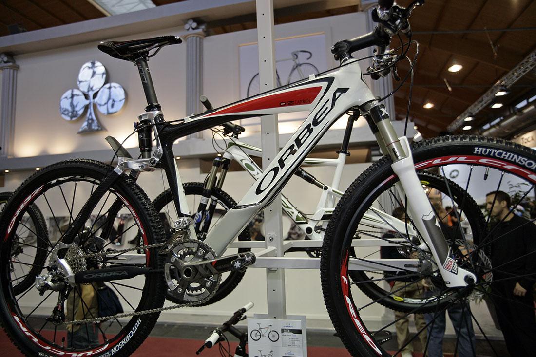 Orbea 2010 na Eurobike 2009
