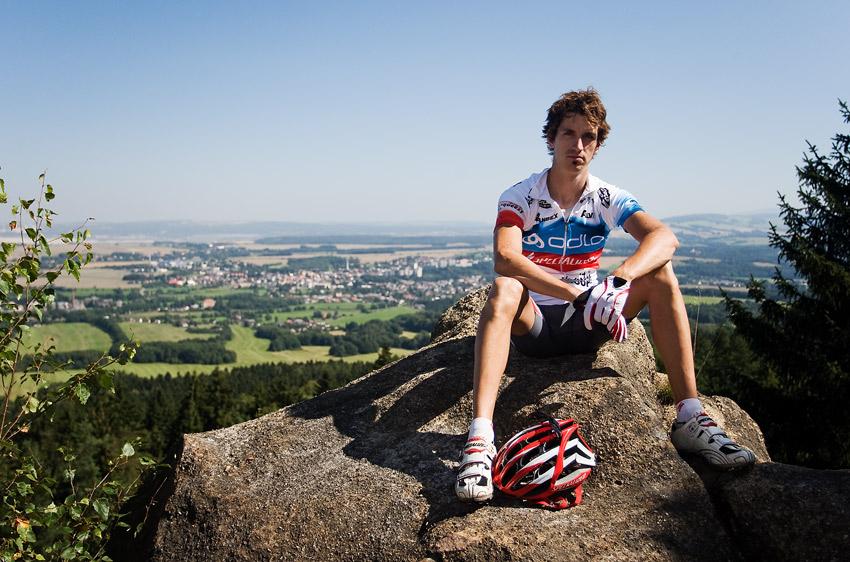 Jiří Ňumi Novák - Ňumi modelem...