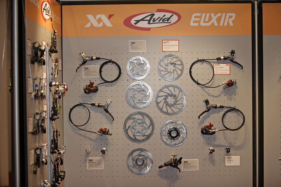 Avid 2010 na Eurobiku 2009