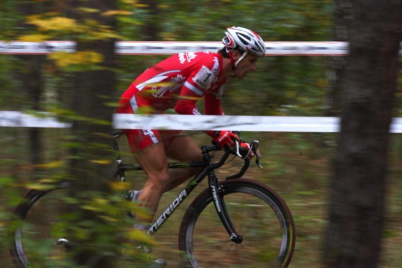 Cyklokros Toi Toi Cup - 10.10. 2009 Kolín - Martin Bína