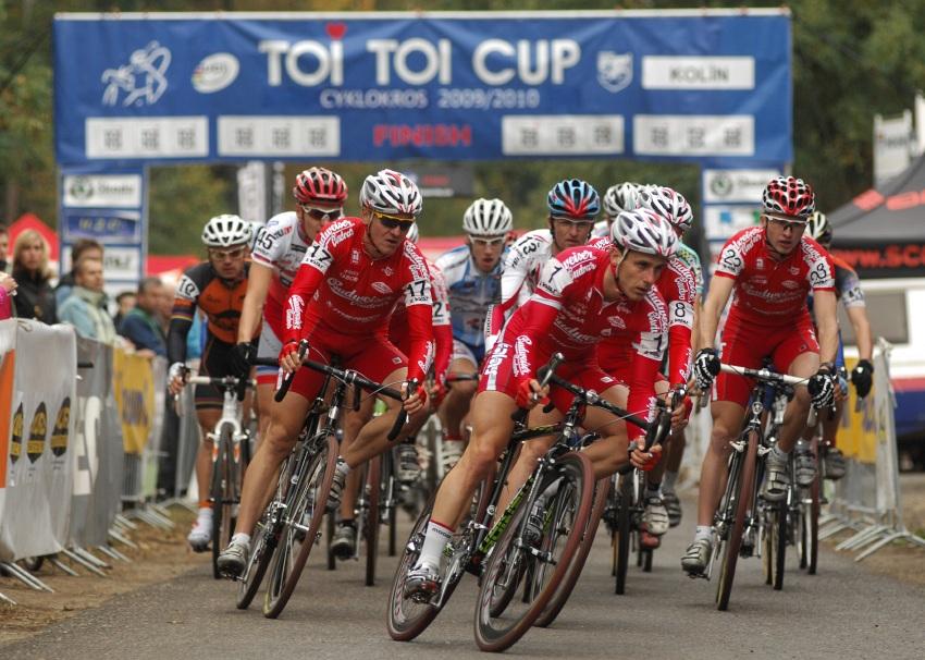 Toi Toi Cup #4 2009 - Kolín: start elity a Martin Bína na čele