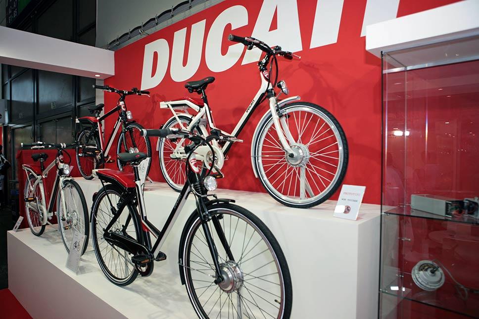 Ducati 2010 na Eurobike 2009