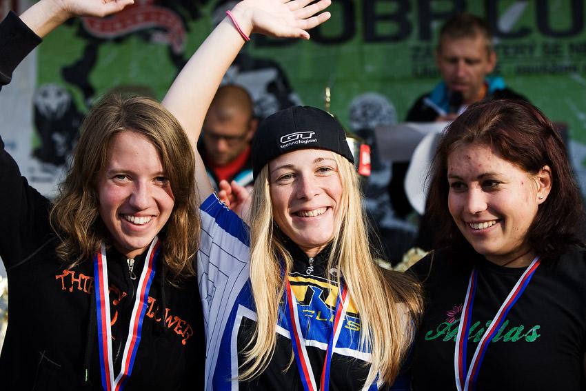 Free Litovel Bobr Cup 2009 - Čábelková, Veselá, Lagnerová