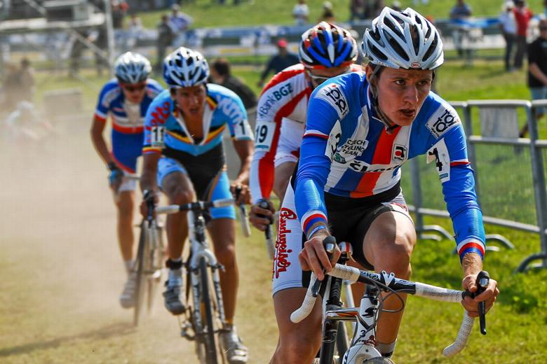 Sv�tov� poh�r v cyklokrosu - 1. z�vod 3.10. 2009, Treviso/It�lie - Lubom�r Petru�, foto: Armin K�stenbr�ck