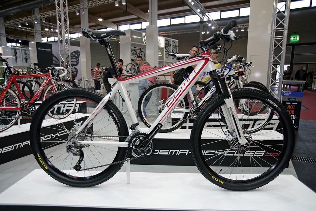 Dema 2010 na Eurobike 2009